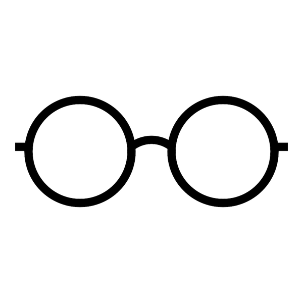 Openly Operated Glasses Logo